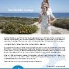 Chesapeake Bay Foundation 8.5x11 Save the Bay Magazine Ad