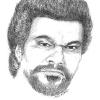 Luis Guzman sketch