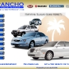 Rancho Website Homepage