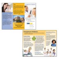 Georgetown University Hospital brochure